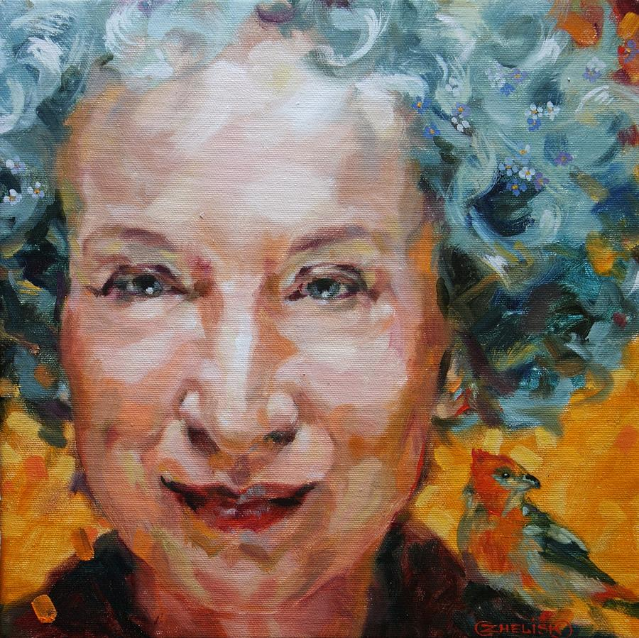 Margaret atwood s ten tips for writers inspire portal for The atwood