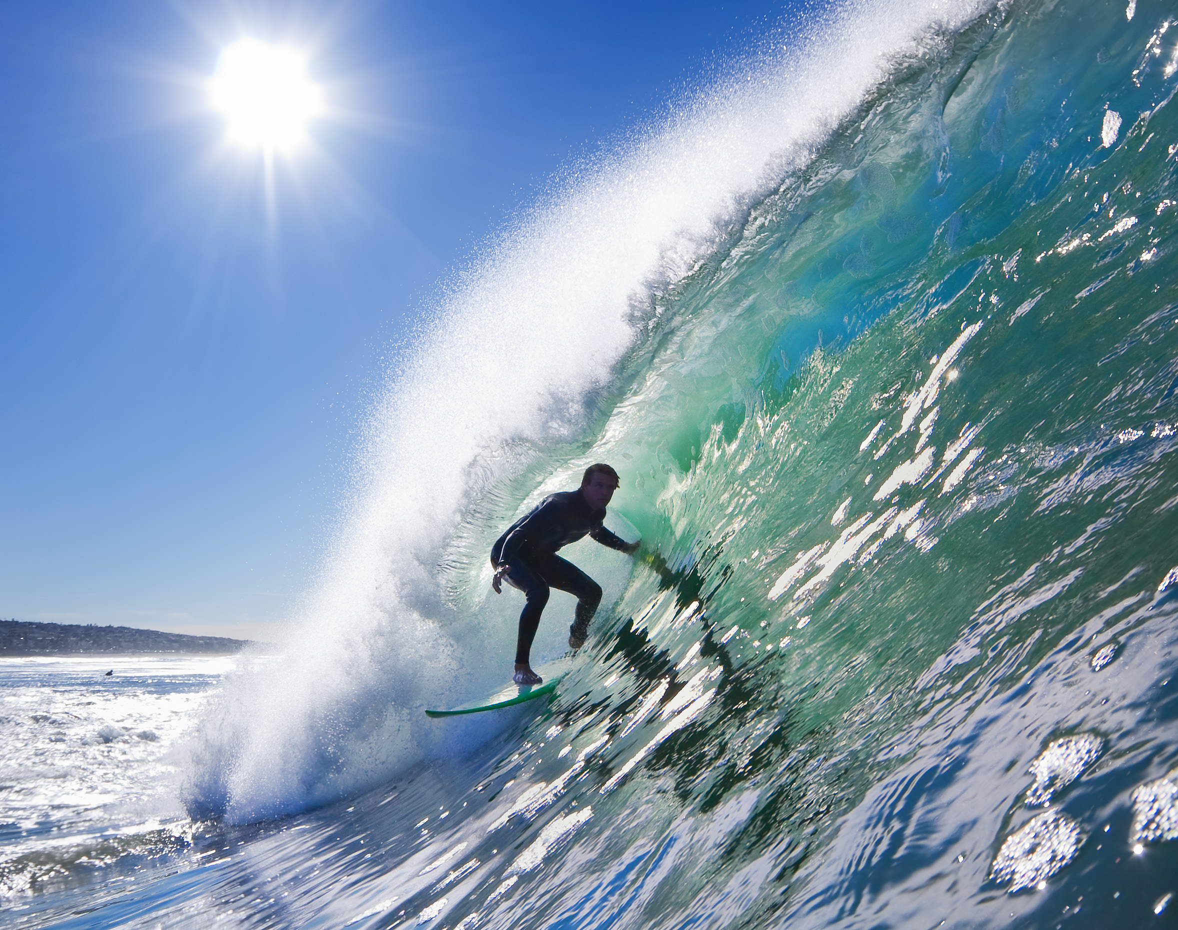 The creative writing the blue waves