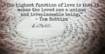 Tom Robbins on How to Make Love Stay